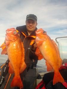 Havsfiskeguiden på Nordskot Brygge